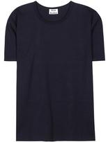 Acne Studios Niagara Magic Printed Cotton T-shirt