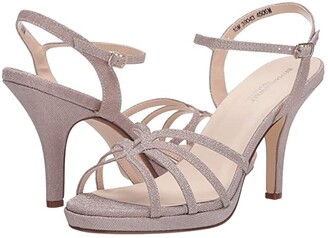 Touch Ups Mae (Silver) Women's Shoes