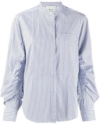 3.1 Phillip Lim Gathered Sleeve Shirt
