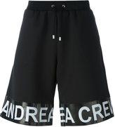 Andrea Crews 'Band' shorts