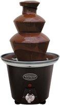Nostalgia Electrics Mini Chocolate Fondue Fountain - CFF965 - Black