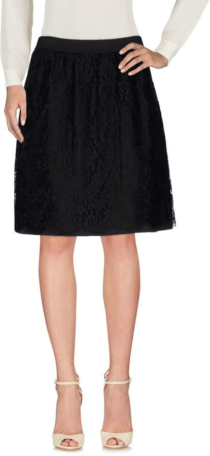 P.A.R.O.S.H. Knee length skirts - Item 35309004