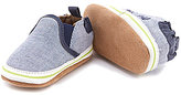 Robeez Baby Boys Newborn-18 Months Liam Cool Dude Shoes
