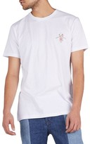 Barney Cools Men's Snake Graphic T-Shirt