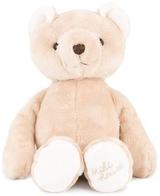 Mikihouse Miki House soft teddy bear