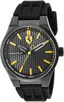 Ferrari Men's 830354 Analog Display Quartz Watch