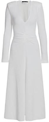 Rotate by Birger Christensen Lili Long-Sleeve Dress