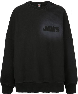 Calvin Klein Jaws sweatshirt