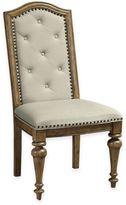 Pulaski Stratton Side Chair in Light Brown