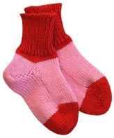 tevirP Socks 100% MERINO WOOL baby leg warmers knitted (24-36 mo, )