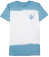 JEM Men's Cali Native Dip-Dyed Graphic-Print T-Shirt