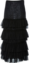 Rosie Assoulin No More Tiers Skirt