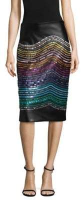 Romance Was Born Crystal Magnetic Rays Skirt