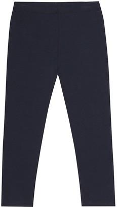Il Gufo Stretch-cotton jersey leggings