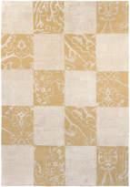 F.J. Kashanian Nadine Hand-Knotted Wool Rug