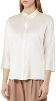Reiss Larue Silk Blouse