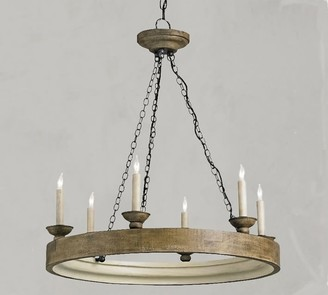 Pottery Barn Clark Chandelier