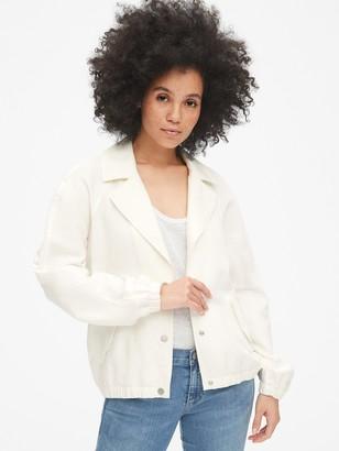 Gap Linen Topper Jacket