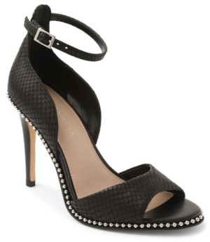 BCBGeneration Jessika Two-Piece Studded Sandals Women's Shoes