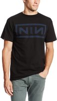 Bravado Mens Nine Inch Nails Navy T-Shirt