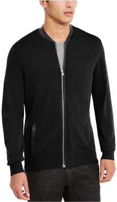 INC International Concepts Inc Men Zip-Front Cardigan