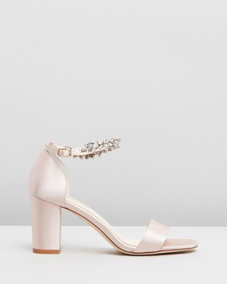 Panache Bridal Shoes - Women's Mid-low heels - Celeste Heels - Size One Size, 38 at The Iconic