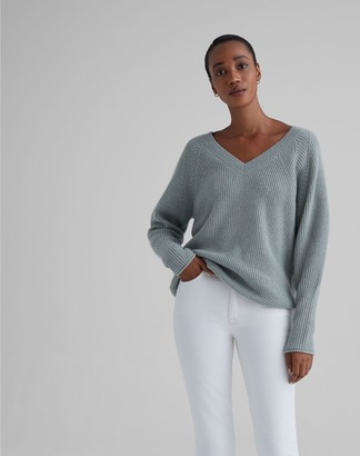 Club Monaco Cashmere V-Neck Sweater