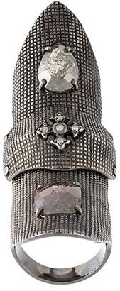 Loree Rodkin Armour Claw Ring
