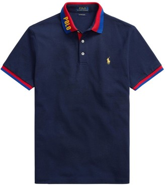 Polo Ralph Lauren Basic Mesh Short-Sleeve Knit Polo Shirt