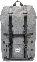 Herschel large backpack - unisex - Leather/Polyester - One Size
