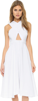 KENDALL + KYLIE Cross Front Dress