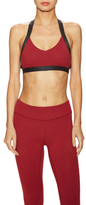 Beyond Yoga Cut Out Strap Sports Bra