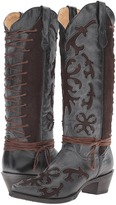 Stetson Ande Cowboy Boots