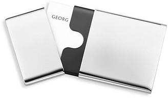 Georg Jensen Stainless Steel Business Card Holder
