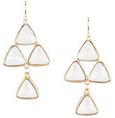 Anna & Ava Victoria Moonstone Chandelier Earrings