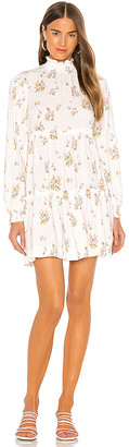 Free People Petit Fours Mini Dress