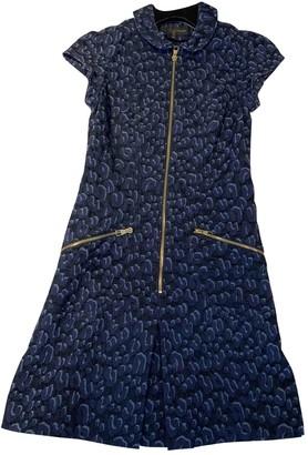 Louis Vuitton Blue Denim - Jeans Dresses