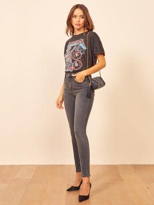 Reformation High & Skinny Jean