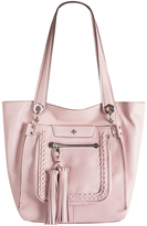 Oryany Antique Rose Leather Erica Tote