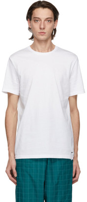 Nike Two-Pack White Cotton Everyday T-Shirts