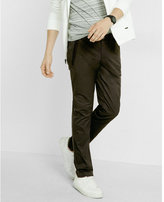 Express Zip Pocket Stretch Pant