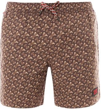 Burberry Monogram Motif Swim Shorts