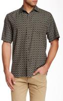 Tommy Bahama Caracas Check Original Fit Short Sleeve Shirt