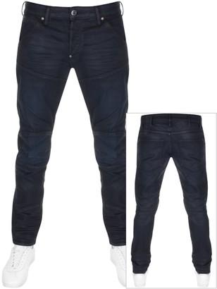 G Star Raw 5620 3D Slim Jeans Navy