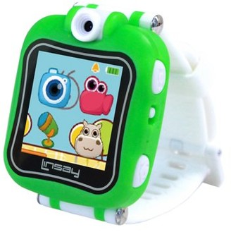 Linsay Kids Smartest Watch on Earth Pink