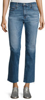 AG Adriano Goldschmied Isabelle 14 Years Daring Straight Cropped Jean, Indigo