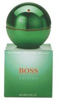 HUGO BOSS In Motion Green For Men. Eau De Toilette Spray 1.3 OZ, M-1898