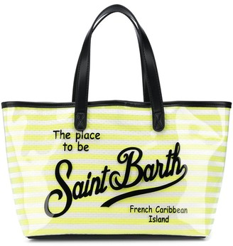 Mc2 Saint Barth Kids Las Vegas mini tote bag