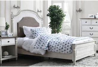 Rosecliff Heights Elzada Upholstered Platform Bed Size: Queen