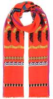 Etro Wool and cashmere blend scarf